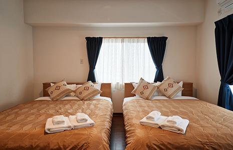 3. 寝室