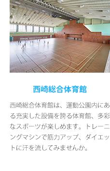 西崎体育館